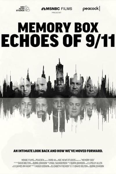 Caratula, cartel, poster o portada de Memory Box: Echoes of 911
