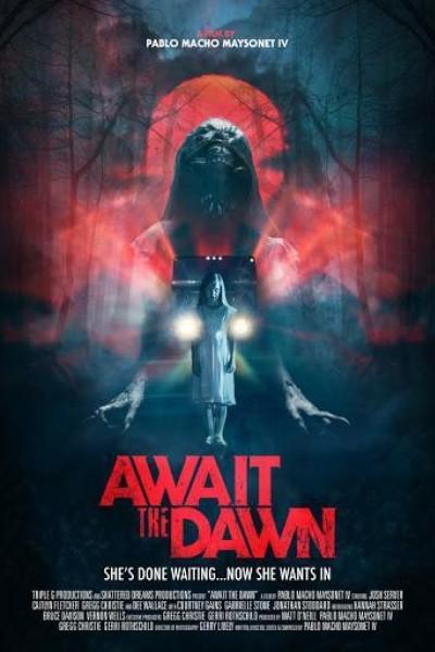 Caratula, cartel, poster o portada de Await the Dawn