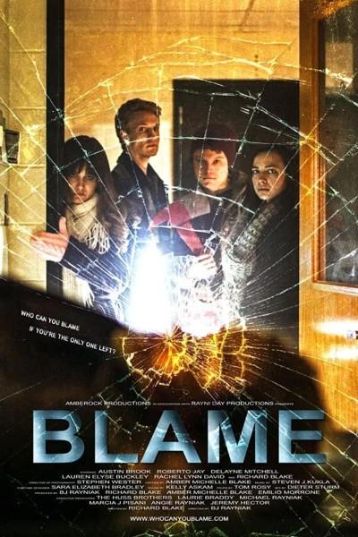 Caratula, cartel, poster o portada de Blame