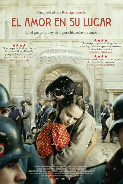 Caratula, cartel, poster o portada de El amor en su lugar
