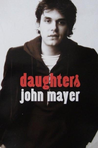 Caratula, cartel, poster o portada de John Mayer: Daughters (Vídeo musical)