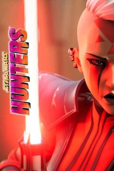 Caratula, cartel, poster o portada de Star Wars Hunters: Welcome to the Arena