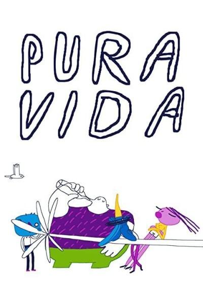 Caratula, cartel, poster o portada de Pura Vida
