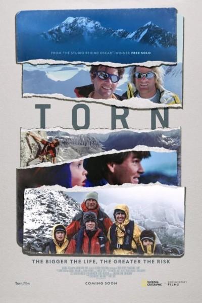 Caratula, cartel, poster o portada de Torn