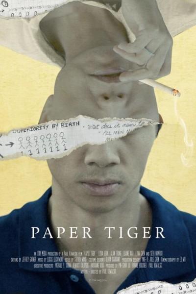 Caratula, cartel, poster o portada de Paper Tiger