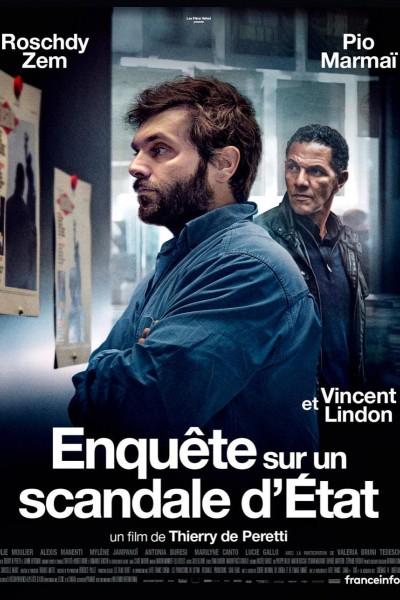 Caratula, cartel, poster o portada de Undercover