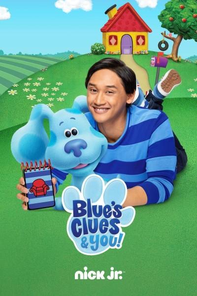 Caratula, cartel, poster o portada de Blue\'s Clues & You!