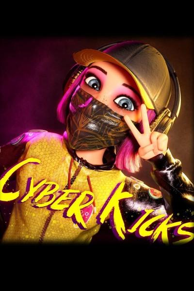 Caratula, cartel, poster o portada de Cyber Kicks
