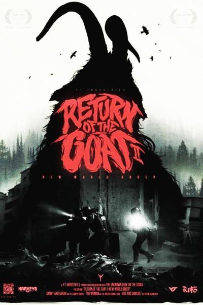 Caratula, cartel, poster o portada de Return of the Goat II: New World Order
