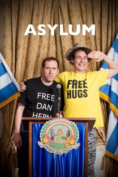 Caratula, cartel, poster o portada de Asylum