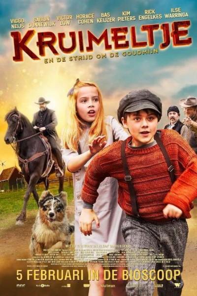 Caratula, cartel, poster o portada de Little Crumb: Race to the Gold Mine