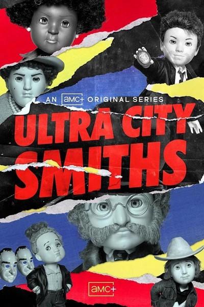 Caratula, cartel, poster o portada de Ultra City Smiths