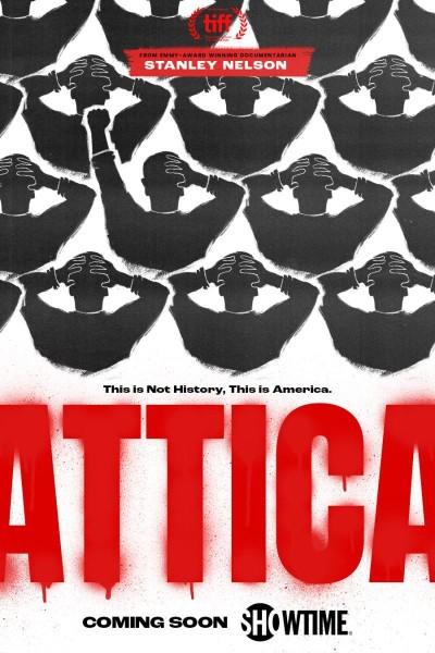 Caratula, cartel, poster o portada de Attica