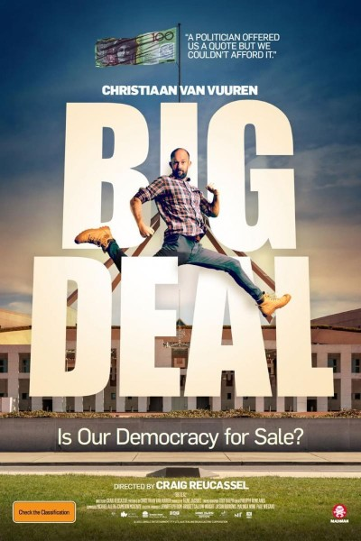 Caratula, cartel, poster o portada de Big Deal