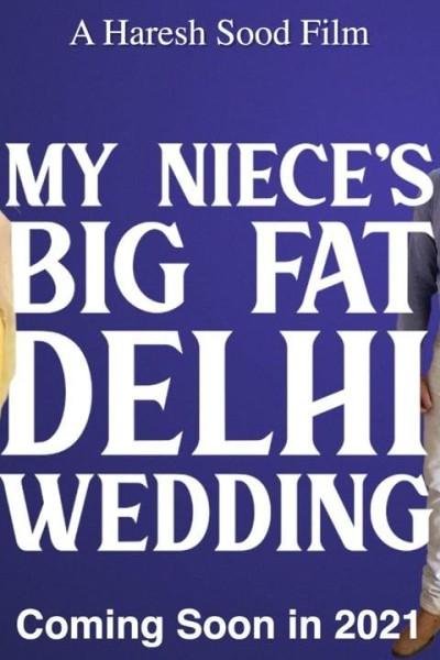 Caratula, cartel, poster o portada de My Niece\'s Big Fat Delhi Wedding