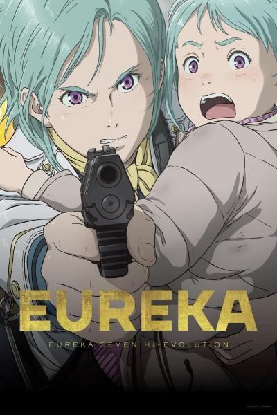 Caratula, cartel, poster o portada de Eureka: Eureka Seven Hi-Evolution 3