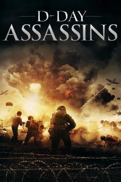 Caratula, cartel, poster o portada de D-Day Assassins
