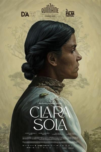 Caratula, cartel, poster o portada de Clara sola
