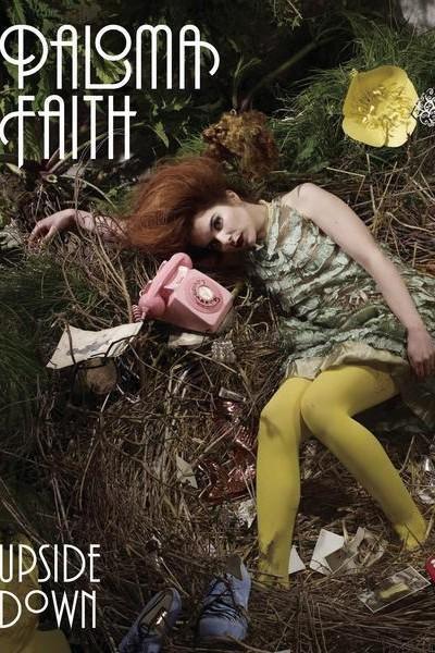 Caratula, cartel, poster o portada de Paloma Faith: Upside Down (Vídeo musical)