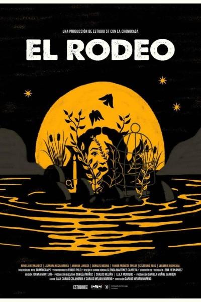 Caratula, cartel, poster o portada de El rodeo