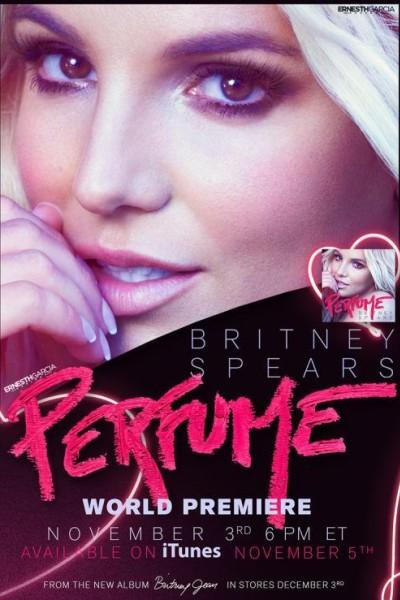 Caratula, cartel, poster o portada de Britney Spears: Perfume (Vídeo musical)