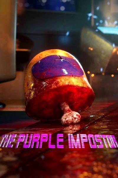 Caratula, cartel, poster o portada de Among Us: The Purple Impostor