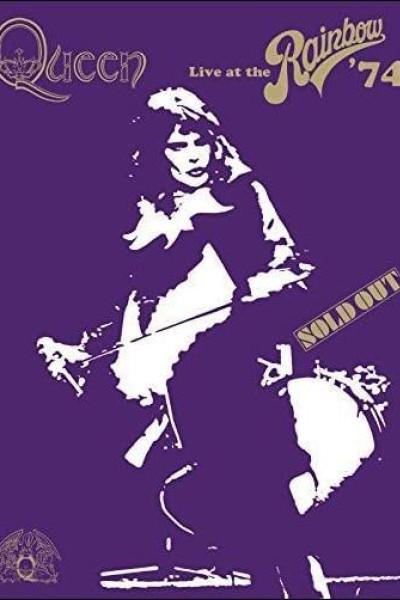 Caratula, cartel, poster o portada de Queen: Live at the Rainbow
