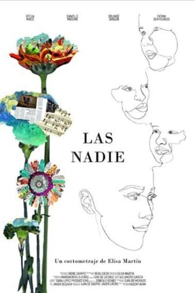 Caratula, cartel, poster o portada de Las nadie