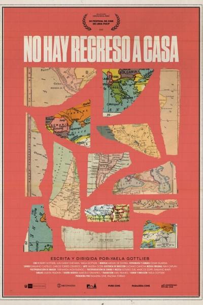 Caratula, cartel, poster o portada de No hay regreso a casa