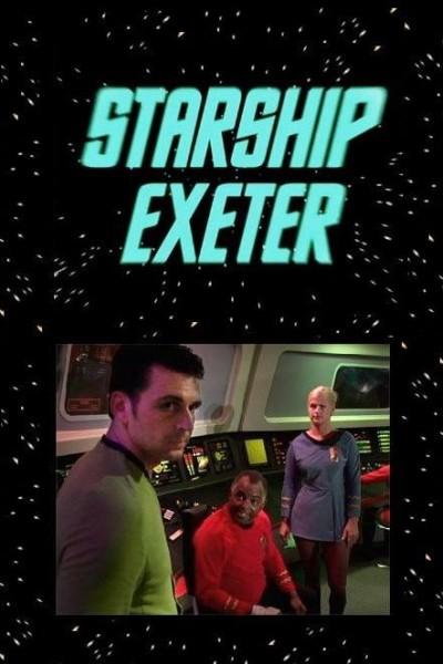 Caratula, cartel, poster o portada de Starship Exeter: The Savage Empire