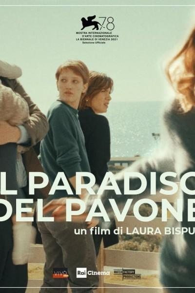 Caratula, cartel, poster o portada de Il paradiso del pavone