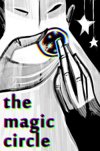 Caratula, cartel, poster o portada de The Magic Circle
