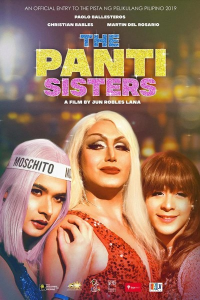 Caratula, cartel, poster o portada de The Panti Sisters