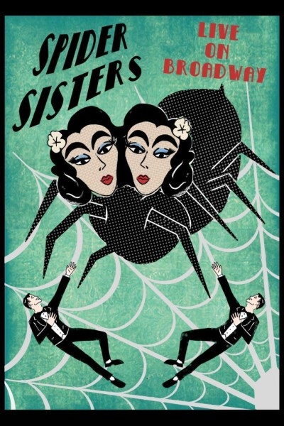 Caratula, cartel, poster o portada de Spider Sisters