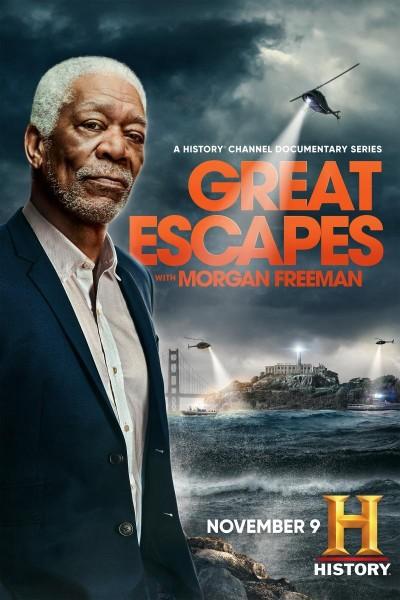 Caratula, cartel, poster o portada de Great Escapes with Morgan Freeman