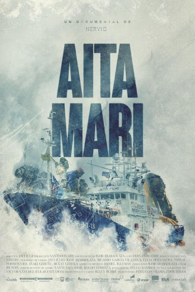 Caratula, cartel, poster o portada de Aita Mari