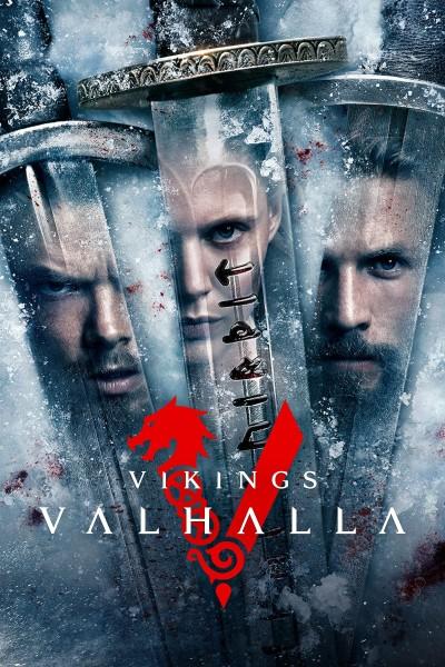 Caratula, cartel, poster o portada de Vikingos: Valhalla
