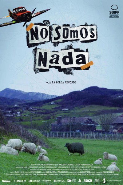 Caratula, cartel, poster o portada de No somos nada