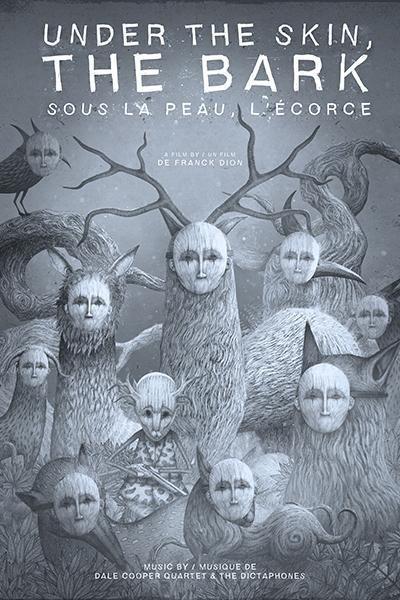 Caratula, cartel, poster o portada de Sous la peau, l\'écorce