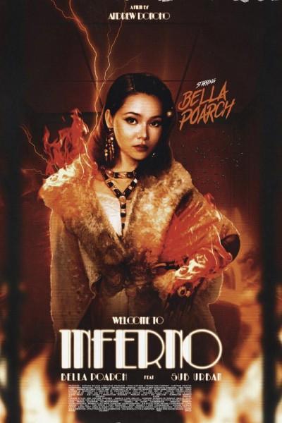 Caratula, cartel, poster o portada de Sub Urban & Bella Poarch: Inferno (Vídeo musical)