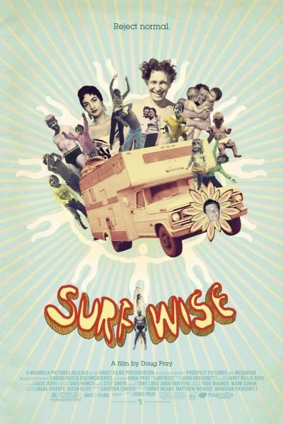 Caratula, cartel, poster o portada de Surfwise