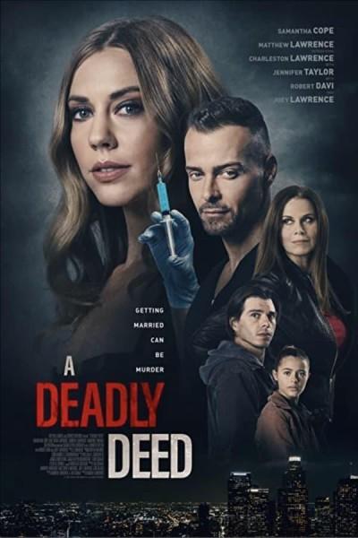 Caratula, cartel, poster o portada de A Deadly Deed