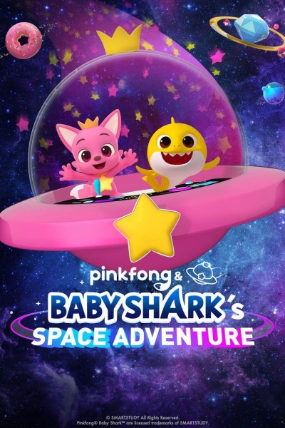 Caratula, cartel, poster o portada de Pinkfong & Baby Shark's Space Adventure