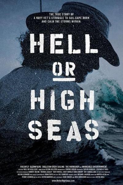 Caratula, cartel, poster o portada de Hell or High Seas