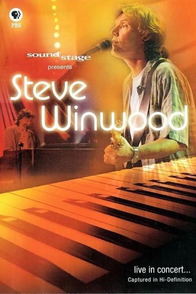 Caratula, cartel, poster o portada de Soundstage: Steve Winwood - Live in Concert