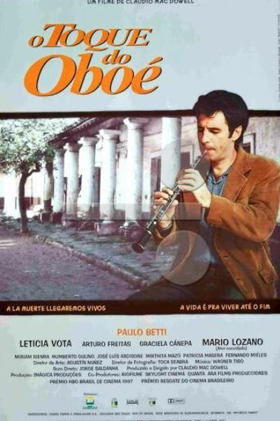 Caratula, cartel, poster o portada de O Toque do Oboé