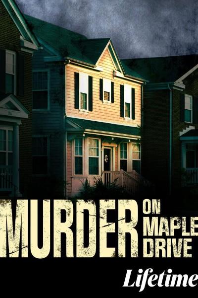 Caratula, cartel, poster o portada de Murder on Maple Drive