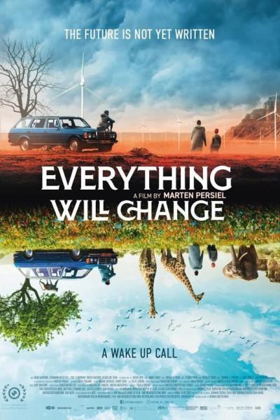 Caratula, cartel, poster o portada de Everything Will Change