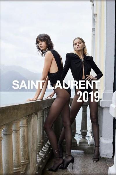 Caratula, cartel, poster o portada de Saint Laurent: Summer 2019