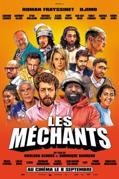 Caratula, cartel, poster o portada de Les méchants